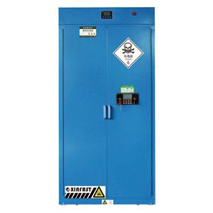 毒害品安全存储柜(外钢内PP系列)